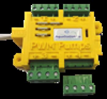 Modulo gestione pompe PWM