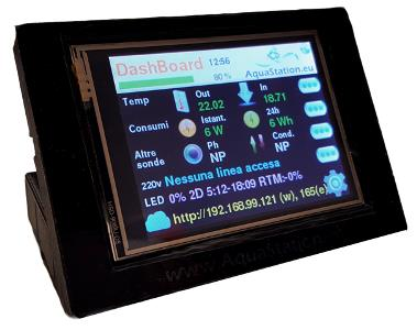 Display TouchScreen